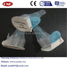 Factory price 29gauge to 32gauge disposable pen type insulin needle medical