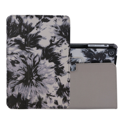 Most popular products china new design pu for ipad mini smart case