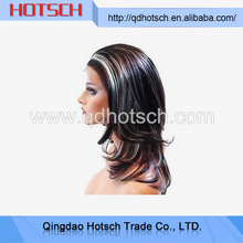 Wholesale china merchandise oprah curl full lace wig lace wig