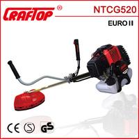 52CC 1.6KW CE EUROII certificated high quality bush cutting machines