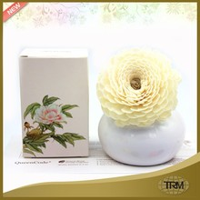 OEM reed wooden flower diffuser gift sets for home decoration