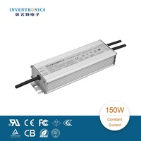 2015 new 90~305Vac input and output 150W 700mA ac to dc Inventronics adjustable LED driver