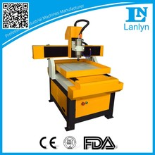 High Configuration 6060 CNC Router Machine for Aluminium with Good Price