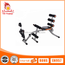 2015 Yongkang gym equipment ab roller sell well home gym