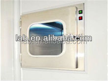 stainless steel wall mounted Clean air pass through box
