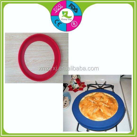 pie crust shield how to use