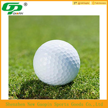 Mix conformation and mix hardness lake golf ball