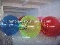 HI popular water ball Colorful water walking ball