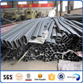 China de fábrica poste de tensión cuadrada corrugada tubo de plástico