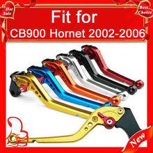 Aftermarket Brake lever and shortly clutch for CB900 Hornet 2002-2006