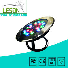 Thermal& Waterproof Solutions and Customiztion Solution underwater LED lamp