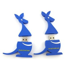 lovely animal shape usb flash drive, can use as gift