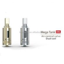 New Products mega tank best brand atomizer rebuildable e-cigarette atomizer Disposable e cigarette wholesale OEM welcome