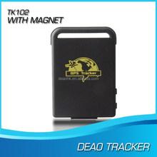 hand held gps tracking tk102 device for kids elderly gps tracker tk102 with shock alarm