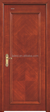 Hot selling factory price office wood door with glass
