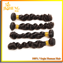 JS Factory Beauty Loose Wave Persian Weaving Import Model Model Hair Extension Wholesale