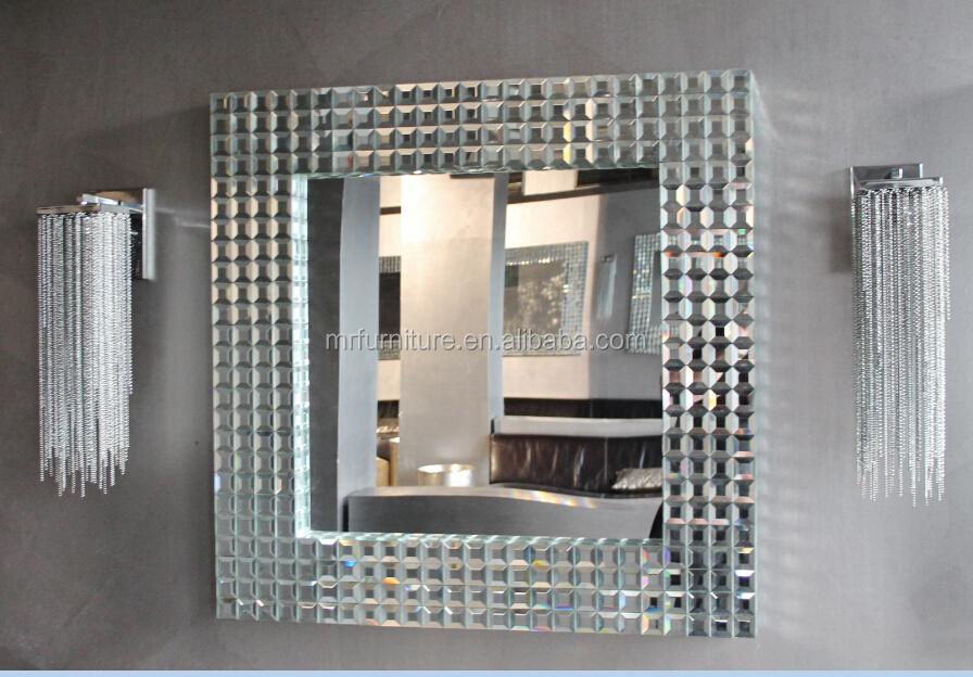 mosaik rahmen Schlafzimmer wandspiegel-Spiegel-Produkt ID ...