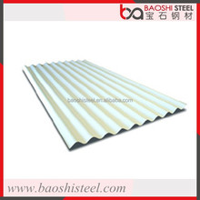 Baoshi Steel cheap anticorrosion heat proof 24 gauge roof tiles
