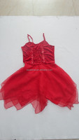 Halloween costumes party supplies/girl's fashion dress