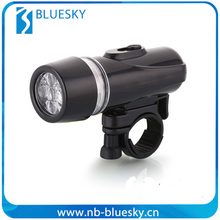 solar LED bicycle light with string