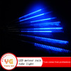 220V SMD 3528 Double Sides Shining Led Meteor Snow Shower Christmas Lights Tube Used in Outdoor Tree Decor