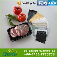 Hot selling cheap custom meat absorbent pad