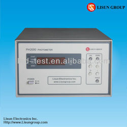 PH2000 Photometer for LED Lamps Flux Measurement with High Accuracy