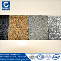 SBS modified bitumen damp proof materials
