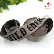 38*1.45mm High Tenacity Underwear Use Nylon and Spandex Elastic Strap