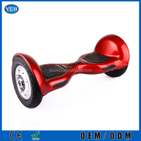 the latest fashion 10 inch self balancing electric scooter