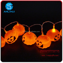 Halloween celebration decorative pumpkin shaped fairy light light up your halloween celebrationnight fairy light