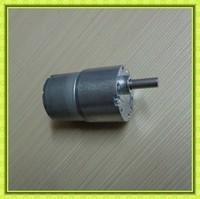 SG37RS35ZY30 120:1 spur metal gear head dc motor 24v dc gear motor 6mm eccentral shaft