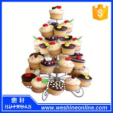 Good Design cupcake stand for wedding and party / 5 tier cake display rack