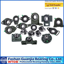 Chinese Full Types high speed Pillow Block Ball Bearing