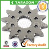 self-cleaning steel offroad front sprockets for GASGAS 250 350 ECF
