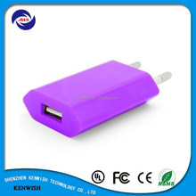 Micro portable travel charger for Samsung mobile chargers / Nokia cell phone charger