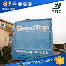 Stocklot Of Pvc Panama Fabric For Truck Cover And Train Cover