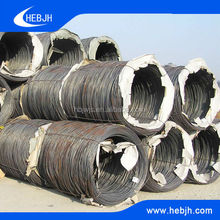 Q195B Q235B SAE1008B Hot rolled steel wire rod from china alibaba