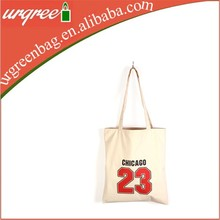 Printed Cotton Canvas Basketball Bags Wholesale