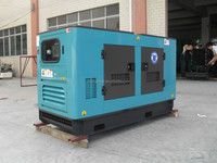 CDc 40kva silent electric power generator set genset power silent diesel soundproof 30kw generator head