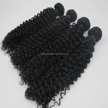Unprocessed full cuticles virgin brazilian equal weave hair