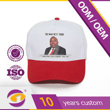 presidents supporter caps wholesale made in china guangzhou factory