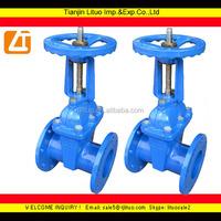 gate valve rising stem,ductile iron gate valve dn50 pn10