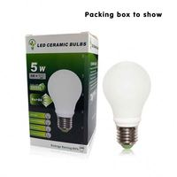 2014 Latest Developed DD475 12v led bulb e2