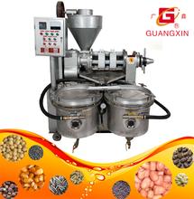 YZYX90WZ Mini sesame oil press machine with vaccum oil filter