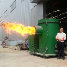 Hot sale energy saver 3,600,000kcal Biomass sawdust burner for fuel coal steam boiler