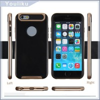 armor mobile phone case for lovers couple vogue case for i phone6 with package