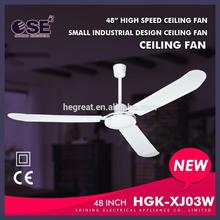 "48"" ceiling fan ceiling fan manufacturers in china 48 inch ceiling fan with decorate HGK-XJ03W"