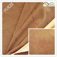 100% polyester brushed diamond fabric for garment/sofa