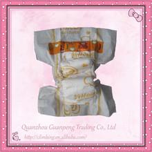 Cute Design Print Newborn Diaper Disposable Sleepy Baby Diapers
